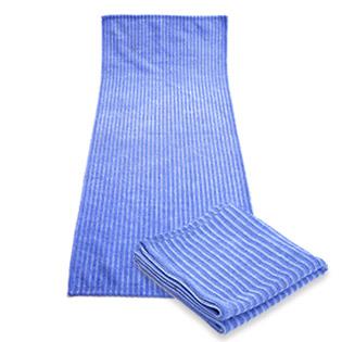 Combo 2 Khăn Tắm Size 40 * 80cm Màu Xanh Biển