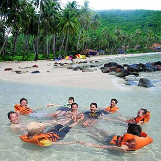 Tour Quần Đảo Nam Du 3N3Đ – Khởi Hành Hàng Ngày – Khám Phá Hòn Lớn Hòn Mấu – Áp Dụng Lễ Tết