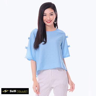 Áo Kiểu Nữ 45804 - TH Sơn Nguyễn