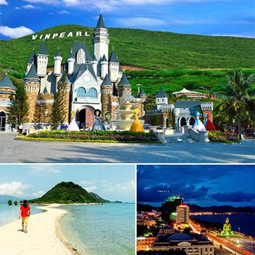 Tour Điệp Sơn – Nha Trang – Vinpearl Land 3N3Đ – Khởi Hành Thứ Năm Hàng Tuần – Áp Dụng Lễ Tết