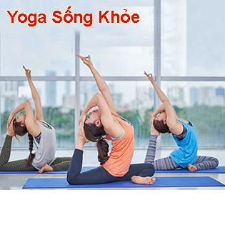 Trọn Gói 12 Buổi Tập Yoga Khỏe Đẹp + Giảm Cân Tại Yoga Sống Khỏe