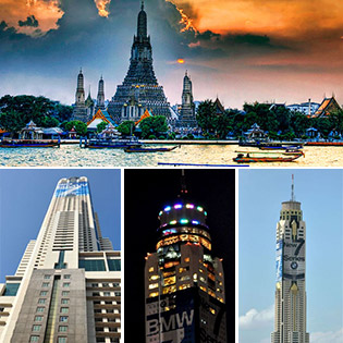 Tour Thái Lan Hè 2018 5N4Đ – Khám Phá Bangkok – Pattaya – Tặng Buffet 86 Tầng – Acaza Show – 20kg Hành Lý Ký Gửi