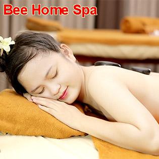 Miễn Tip - Bee Home Spa - Buffet Spa - 01 Trong 04 Gói Dịch Vụ Làm Đẹp Cao Cấp