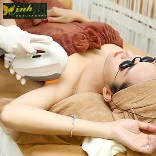 Xinh Beauty & Spa - Triệt Lông Vĩnh Viễn + Trẻ Hóa + Trị Thâm (10 Lần) - BH 05 Năm