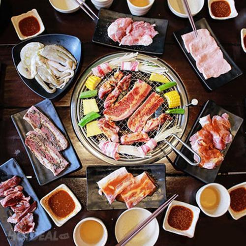 Kết quả hình ảnh cho thịt nướng BBQ hàn quốc