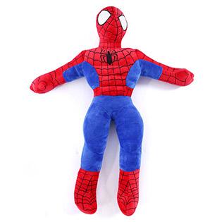 Siêu Nhân Người Nhện Đứng Nhồi Bông Spiderman Cao Cấp 55cm