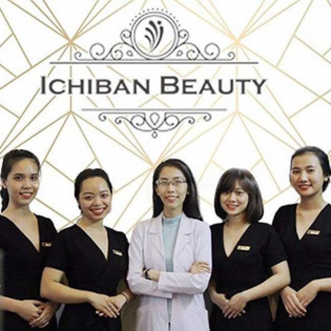 Ichiban Beauty & Spa Nhật Bản - Buffet Spa - 01 Trong 05 Gói Massage Body 100'