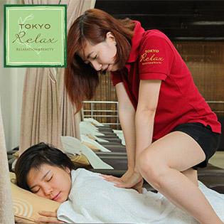 Tokyo Relax - Massage Body, Foot Đá Nóng Nhật Bản Nổi Tiếng Số 1 Sài Gòn