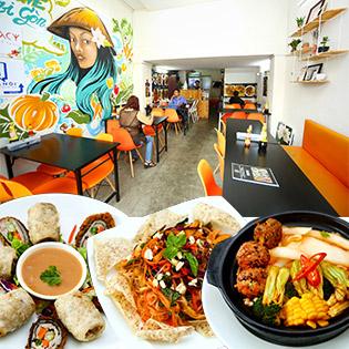 Thưởng Thức Ẩm Thực Chay Đặc Sắc Tại Nhà Hàng Veggie Saigon