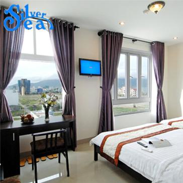 Khách Sạn Silver Sea 3* Bao Gồm Ăn Sáng - Sát Biển Mỹ Khê - 2N1Đ Cho 02 Người