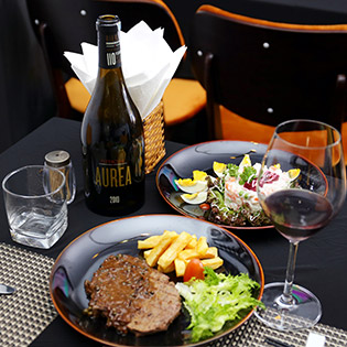 Set 04 Món Âu Đẳng Cấp 5 Sao + Rượu Vang Tại December Restaurant & Winehouse