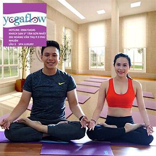 Yoga Flow Cộng Hòa - 04 Tuần Tập Yoga Không Giới Hạn Tại Yoga Flow 5* View Cực Đẹp