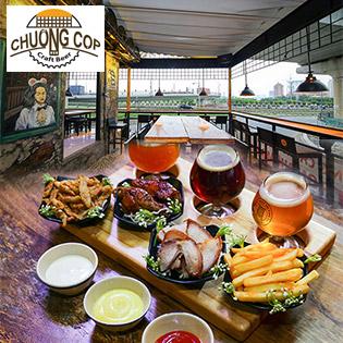 Combo 03 Ly Bia Thủ Công Và 04 món BBQ Giá Cực Sốc – SG Craft Beer