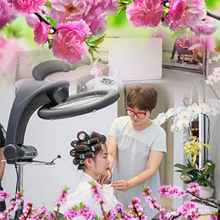 HAIR Salon Hàn Quốc – Trọn Gói Uốn/Duỗi/Nhuộm/Bấm Phồng Cao Cấp, Chuyên Nghiệp Tại Salon De Sunny