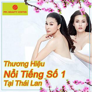 Thương Hiệu Làm Đẹp Nổi Tiếng Đến Từ Thái Lan - PPL Beauty Center