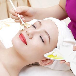 Massage Body Nhật + Thái + Đá Nóng + Foot Thư Giãn + Chăm Sóc Da Mặt Collagen Tươi (65') - An An Spa