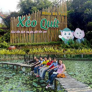 Tour Đồng Tháp 1 Ngày- KDL Xẻo Quýt – Sa Đéc – Chùa Lá Sen Khổng Lồ- Khởi Hành Chủ Nhật Hàng Tuần