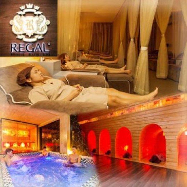 Jjim Jil Bang Không Giới Hạn + Massage Body + Foot Tại Regal - Business Health Club 5*