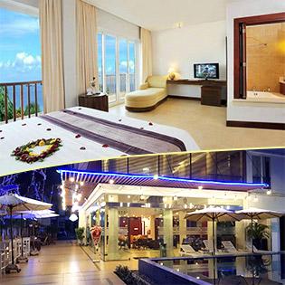 Sea Mountain Hotel 3* Vũng Tàu 2N1Đ – Phòng Deluxe + Bao Gồm Ăn Sáng + Tặng 1 Chai Rượu Vang Chile Cho 02 Khách
