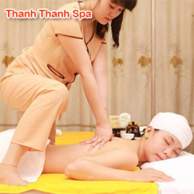 Miễn Tip - (90') Massage Body Nhật + Thái + Chạy Collagen Tươi + Đắp Mặt Nạ - Thanh Thanh Spa