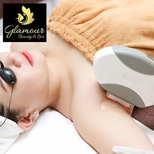 Miễn Típ – 10 Lần Triệt Lông Kết Hợp Trẻ Hóa Vùng Nách – Duy Nhất Tại Glamour Beauty Spa