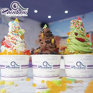 Toàn Hệ Thống Rainbow Yogurt Cực Teen - Không Giới Hạn Voucher/ Hóa Đơn