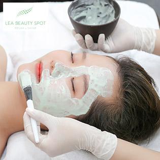 Combo 1 Trong 2 Gói Dịch Vụ: Điều Trị Mụn Chuyên Sâu/ Massage Body + Chăm Sóc Da Mặt Cao Cấp Duy Nhất Tại Lea Beauty Spot