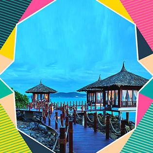 Tour Nha Trang 3N3Đ – Khám Phá Đảo Hòn Tằm – Du Ngoạn Vịnh Nha Trang  –  Tiệc BBQ Hải Sản