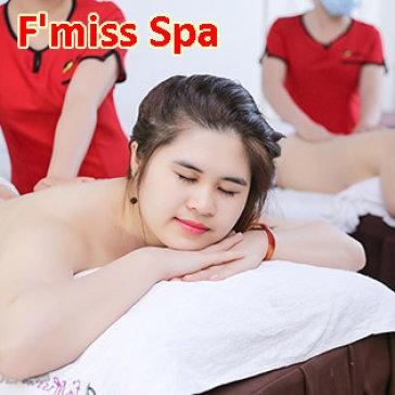 90 Phút Massage Body, Foot Tặng Đắp Mặt Nạ Trái Cây Tại F'Miss Spa