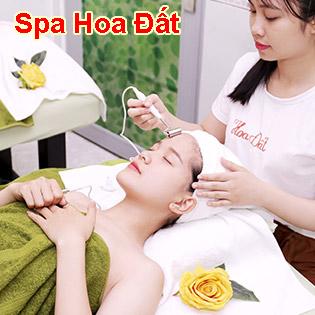Set 1 Trong 3 Dịch Vụ Massage Body/ Điện Di Vitamin C/ Thanh Tẩy Body Cao Câp Tại Spa Hoa Đất