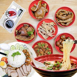 Set Món Ăn Do Đầu Bếp Trung Hoa Thực Hiện Tại Độc Nhất Vị