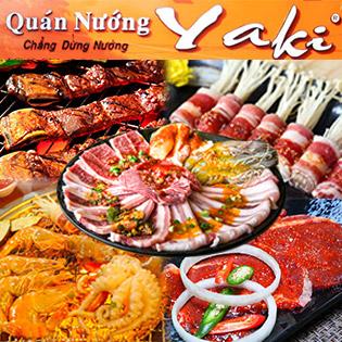 Buffet Tối/ Trưa BBQ Bò Mỹ - Hải Sản - Lẩu Gần 70 Món Tại Nhà Hàng Yaki 3