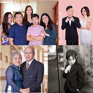 Chụp Hình Cưới/ Chụp Gia Đình Phong Cách Hàn Quốc - Studio Trí Nguyễn