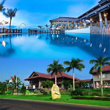 Tropicana Beach Resort & Spa Long Hải 2N1Đ Phòng Superior Dành Cho 2 Người – Bao Gồm Ăn Sáng