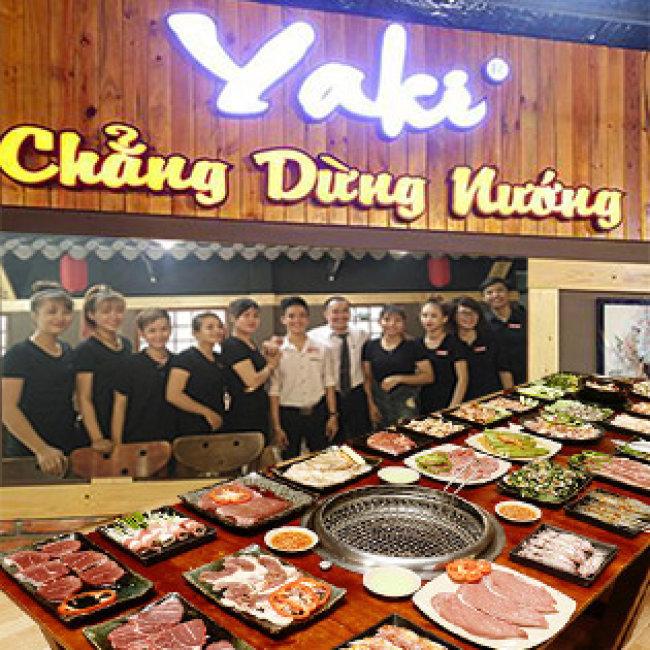 Buffet Tối/ Trưa BBQ Bò Mỹ - Hải Sản - Lẩu Gần 70 Món Tại Nhà Hàng Yaki 4