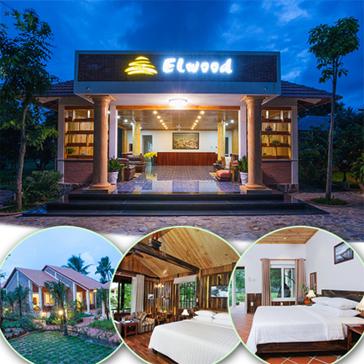 Elwood Resort Phú Quốc 4*, Ăn Sáng Buffet, Miễn Phí Đón Tiễn Sân Bay Cho 02 Người