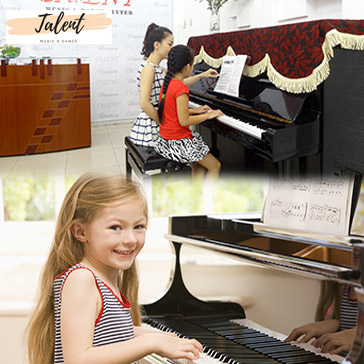 01 Tháng Học Đàn Guitar/ Organ Dành Cho Mọi Lứa Tuổi Tại Trung Tâm Âm Nhạc Talent