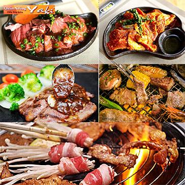 Buffet Tối/ Trưa BBQ Bò Mỹ - Hải Sản - Lẩu Gần 70 Món Tại Nhà Hàng Yaki 6