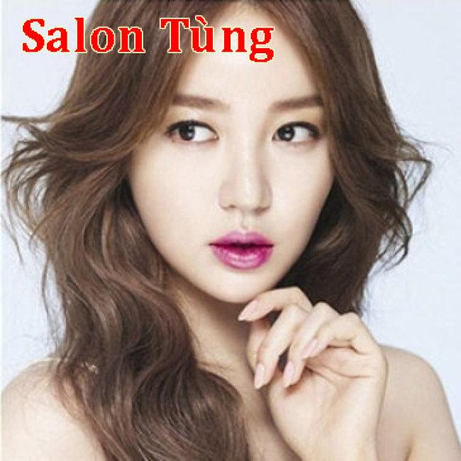 Hair Salon Tùng - Trọn Gói Cắt + Gội + Sấy + Phục Hồi Tóc Kỹ Thuật Nano + Uốn/Duỗi/Nhuộm/Bấm Xù