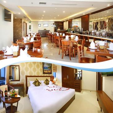 Khách Sạn Hùng Anh 3 Sao 3N2Đ Gồm Ăn Sáng + Sử Dụng Xe Máy Miễn Phí Cho 02 Người