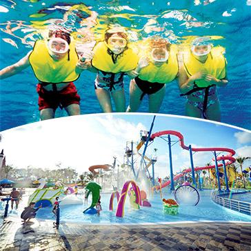 Tour Trọn Gói Phú Quốc 3N2Đ Resort 3 Sao – Gồm Vé Máy Bay Khứ Hồi – Khám Phá Nam Đảo – Trải Nghiệm Câu Cá, Lặn Ngắm San Hô