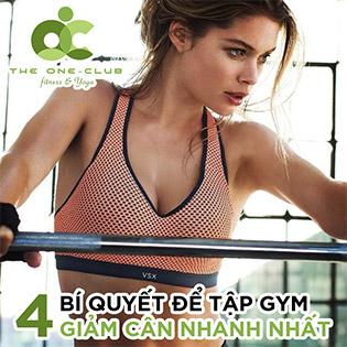 01 Tháng Tập Fitness & Yoga Không Giới Hạn Thời Gian Tại The One Club Fitness & Yoga Đẳng Cấp 5*
