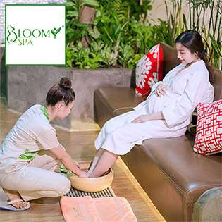 Bloomy Top 5 Spa Massage Uy Tín, Đẳng Cấp Dành Cho Mẹ Bầu Nổi Tiếng Sài Gòn