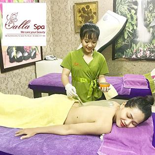 Calla Spa 5* 10 Năm Kinh Nghiệm Hấp Trắng Collagen Cao Cấp Bật Tone Ngay Lần Đầu Tiên
