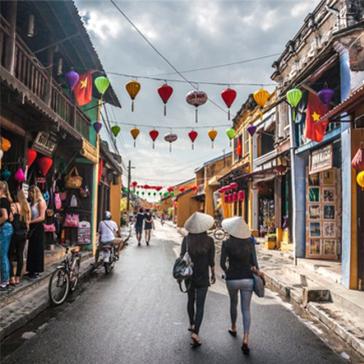 Khám Phá Ngũ Hành Sơn - Hội An - Bà Nà Hills 3N2Đ (Gồm Vé Cáp Treo Bà Nà)