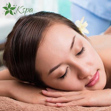 90' Massage Aroma Trị Liệu Nhức Mỏi Vai Gáy, Giảm Mỡ, Làm Sáng, Thanh Lọc Cơ Thể Tại K Spa