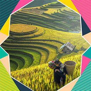 Tour Hà Nội 4N4Đ – Khám Phá Sapa – Hạ Long – Yên Tử – Bao Gồm Vé Máy Bay