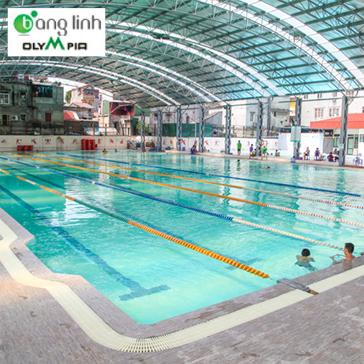 Vé Bơi 03 Lượt Tại Hệ Thống 4 Bể Bơi Olympia