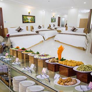 Ngọc Hạnh Beach Hotel Vũng Tàu 3* - Phòng Standard – Gồm Ăn Sáng+Ăn Trưa Cho 02 Khách