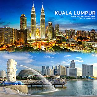 Tour Singapore - Malaysia 5N4Đ – Tham Quan Công Viên Sư Tử Biển – Tòa Thị Chính – Malacca – Cao Nguyên Genting – Động Batu